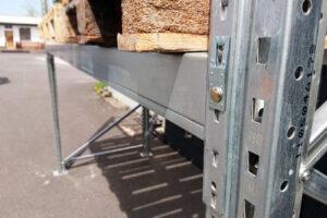 Novinka na skladu – Paletový regál Dexion s nosností 2.700 kg na patro